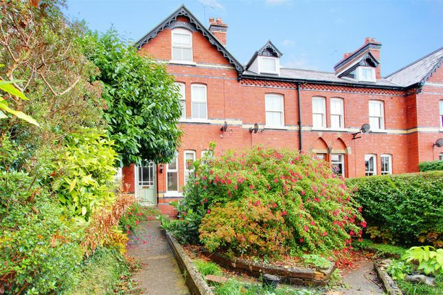 Thumbnail End terrace house for sale in Cambrian Villas, Meadow Place, Mold