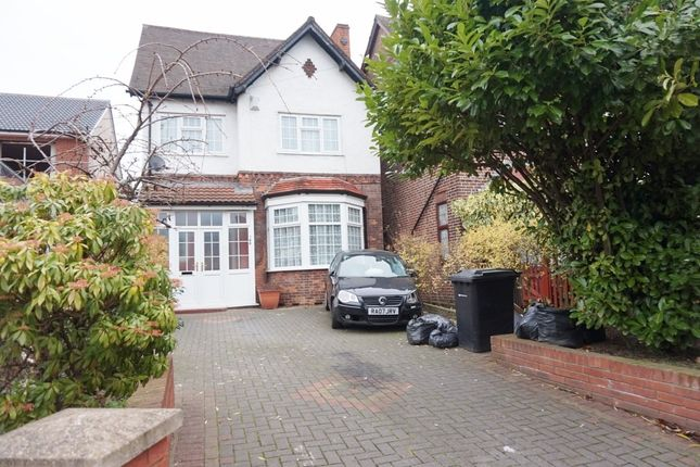 Thumbnail Detached house for sale in Wheelwright Road, Birmingham