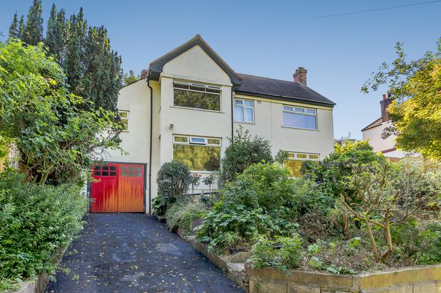 Thumbnail Detached house for sale in Longton Ave, London