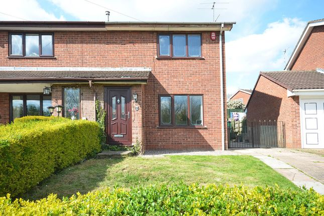 2 bed semi-detached house for sale in Monsal Grove, Birches Head, Stoke-On-Trent