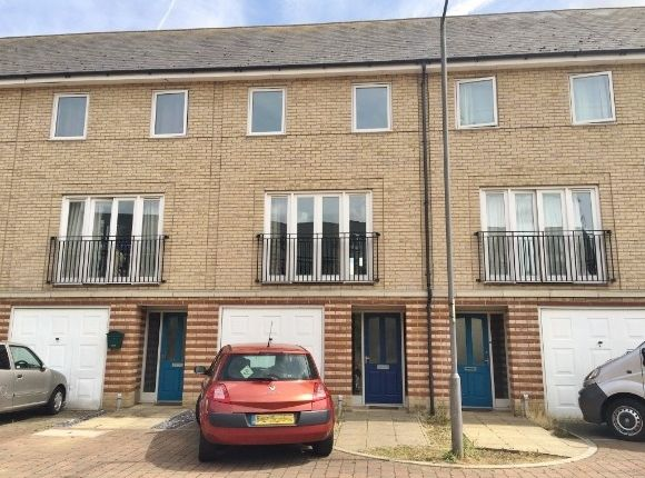 Thumbnail Town house to rent in Harland Street, South, Ipswich