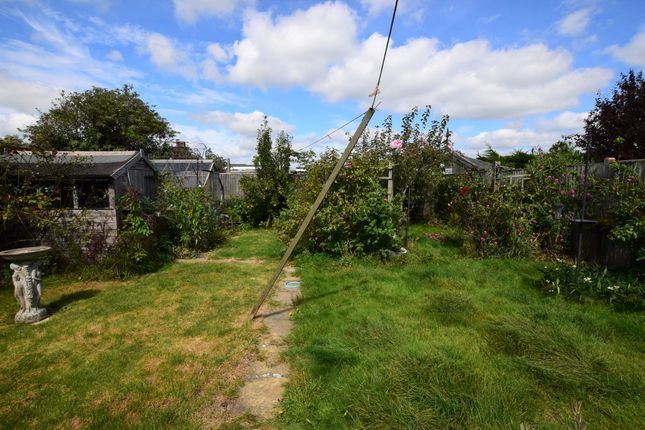 Rear Garden of The Square, Pevensey Bay BN24