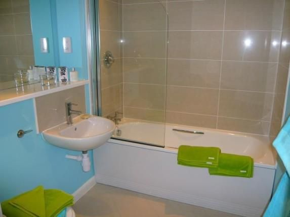 Bathroom of Skyline, 165 Granville Street, Birmingham, West Midlands B1