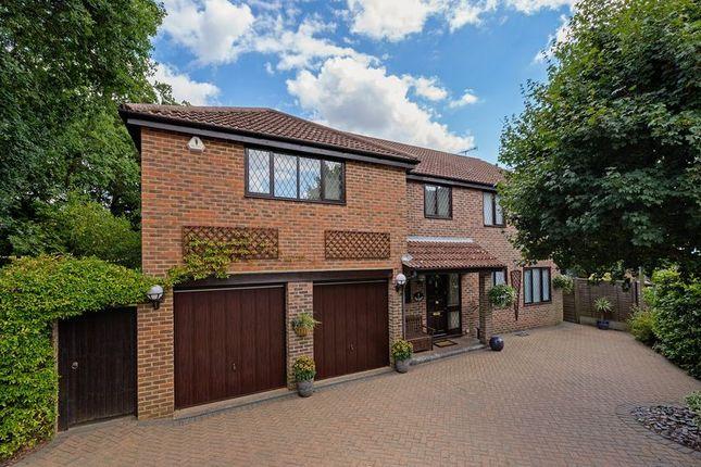 Thumbnail Detached house for sale in Oak Trees, Wings Road, Farnham