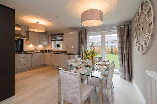 "3 bedroom terraced house for sale in Plot 53 ""The Brora"" Castlegate Avenue, Dumbarton"