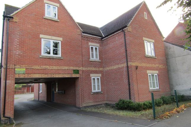 Thumbnail Flat to rent in Station Road, Ilkeston