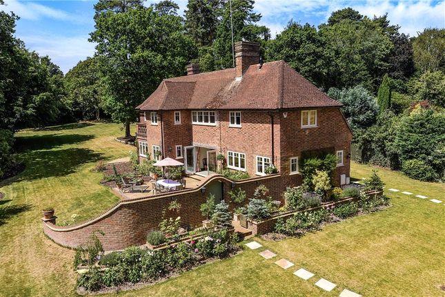 Thumbnail Detached house for sale in Robin Lane, Sandhurst, Berkshire