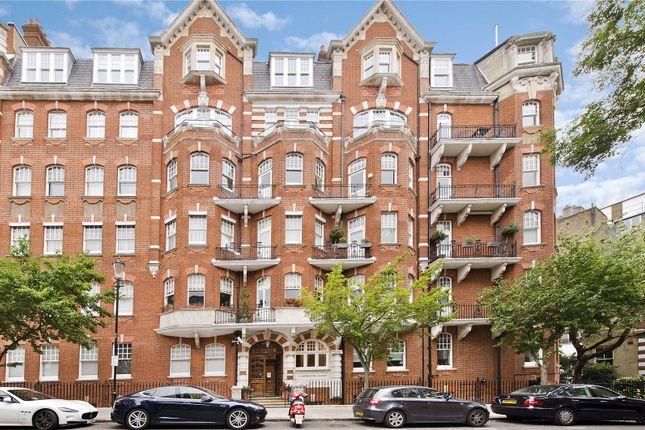 Exterior of Campden Hill Court, Campden Hill Road, Kensington, London W8