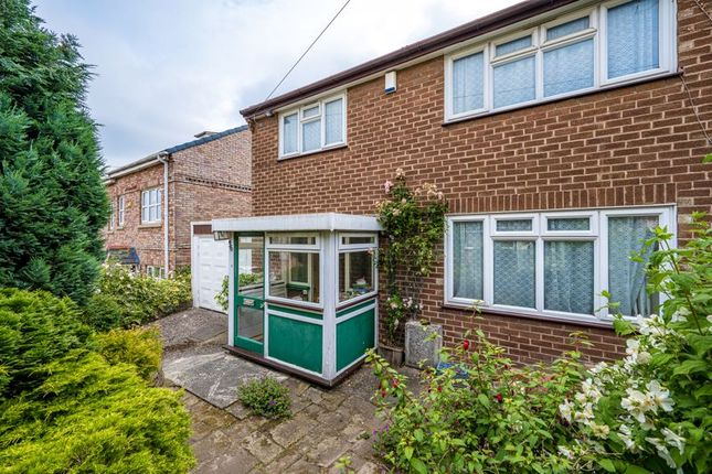 Thumbnail Terraced house for sale in Grove Avenue, Lymm
