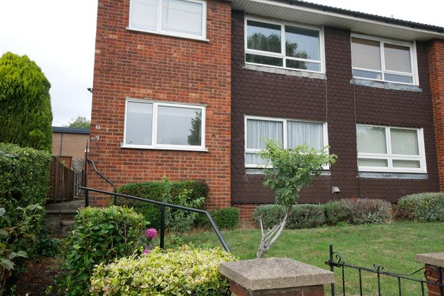 Thumbnail Maisonette to rent in Station Road, Cuffley, Potters Bar