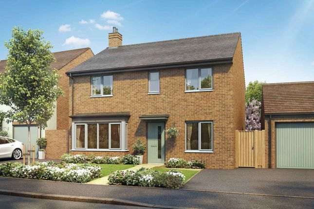 4 bed detached house for sale in Aston Reach Phase 2, Broughton, Aylesbury HP22