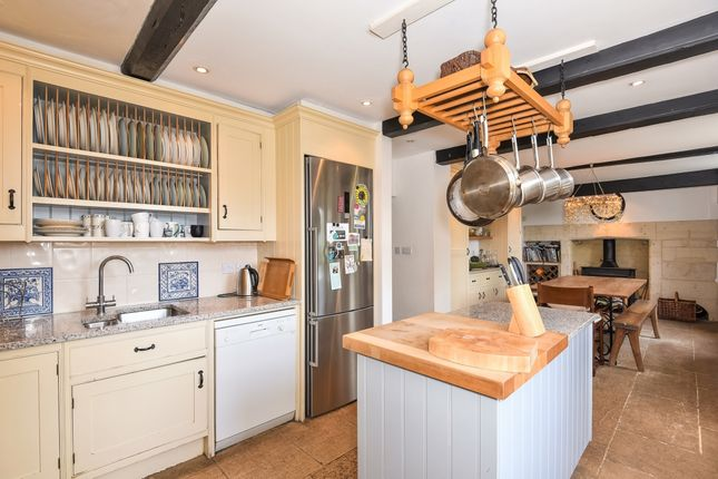 Thumbnail Terraced house to rent in Church Road, Combe Down, Bath
