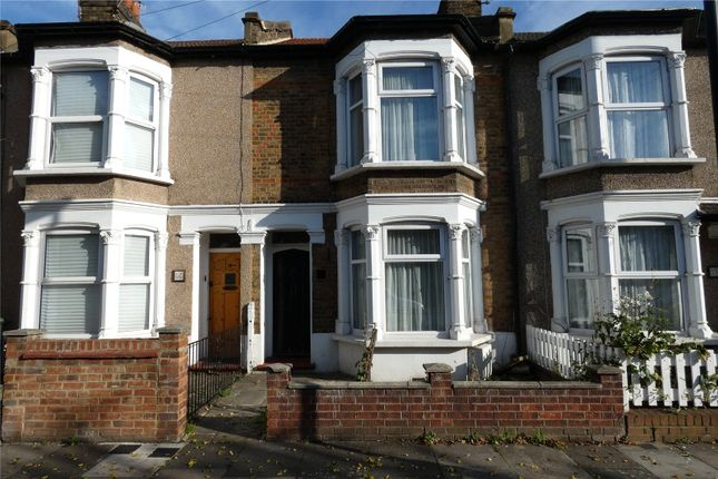 Thumbnail Terraced house for sale in Sutherland Road, Edmonton, London