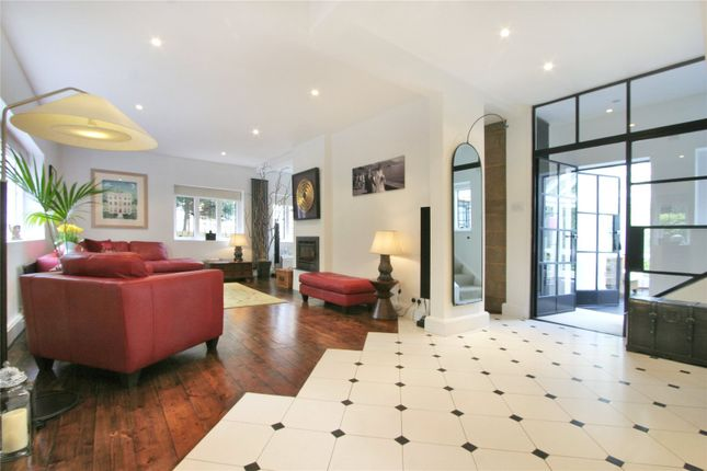 Thumbnail Detached house for sale in College Avenue, Epsom, Surrey