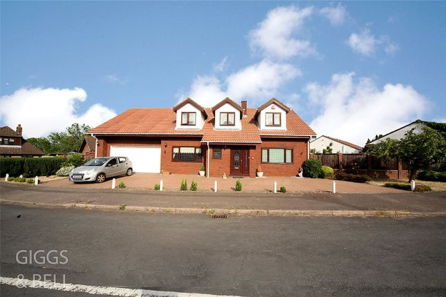 Thumbnail Detached house for sale in Lighthorne Rise, Luton