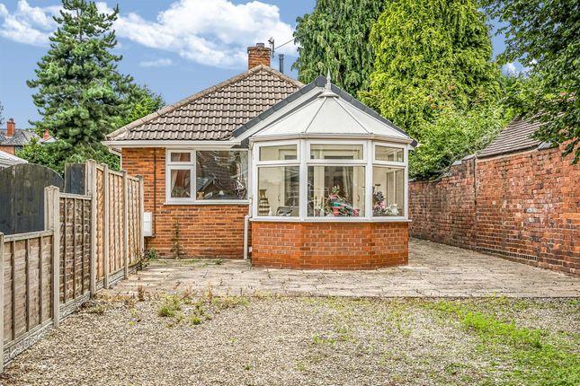 Thumbnail Detached bungalow for sale in Wood Street, Wollaston, Stourbridge