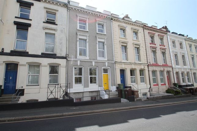 Thumbnail Flat to rent in Gascoyne Place, Plymouth