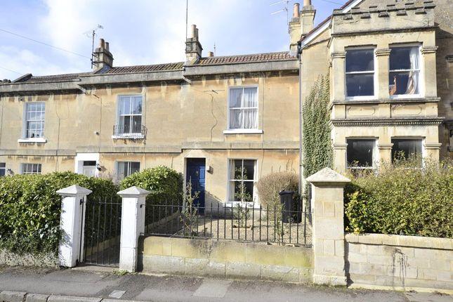 Thumbnail Terraced house for sale in Trafalgar Road, Bath