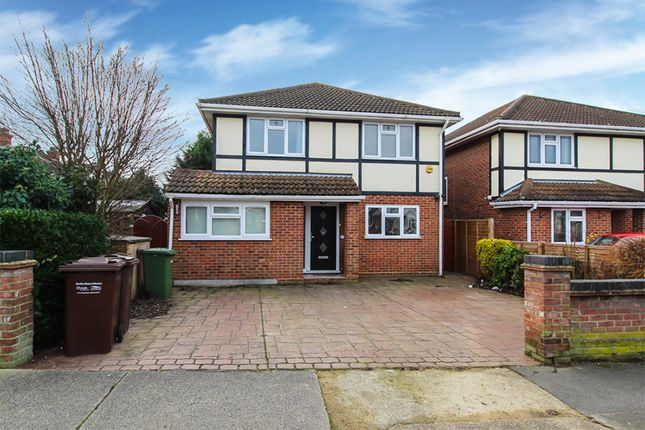 Thumbnail Detached house for sale in Chesterfield Avenue, Benfleet