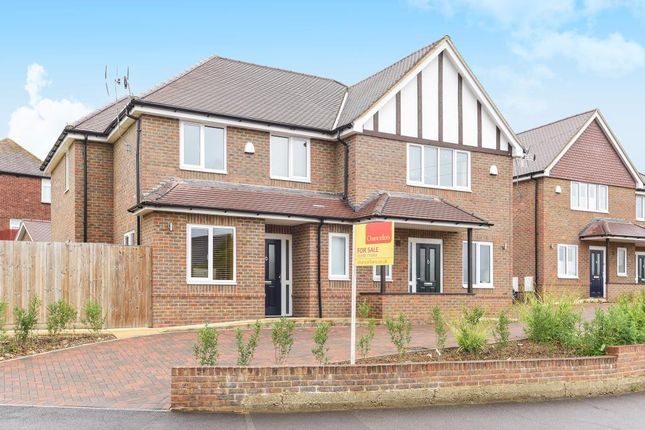 Thumbnail Semi-detached house to rent in Pond Park Road, Chesham