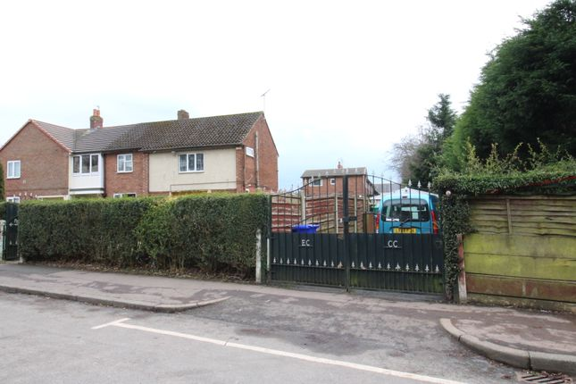 Thumbnail Semi-detached house for sale in Calve Croft Road, Wythenshawe, Manchester