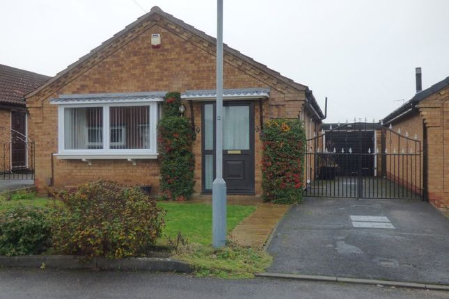 Thumbnail Bungalow to rent in Beaumont Close, Stapleford, Nottingham
