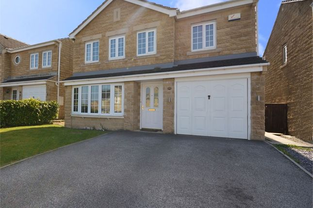 Thumbnail Detached house to rent in Thorgrow Close, Fenay Bridge, Huddersfield, West Yorkshire