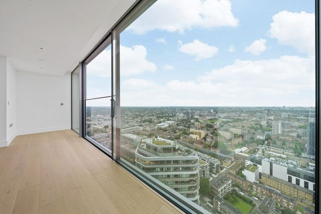Thumbnail Flat for sale in Carrara Tower, 1 Bollinder Place, London