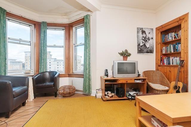 Thumbnail Flat to rent in Mcdonald Road, Edinburgh EH7,