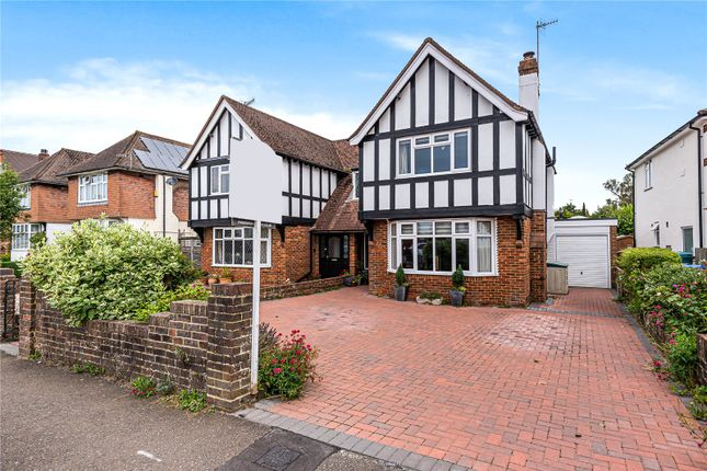 Thumbnail Semi-detached house for sale in Upper Shoreham Road, Shoreham By Sea