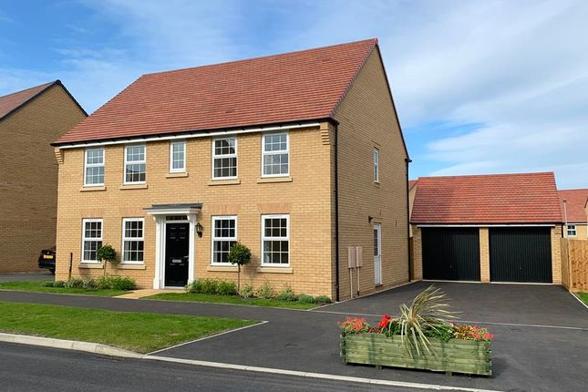 "Thumbnail Detached house for sale in ""Chelworth"" at Bearscroft Lane, London Road, Godmanchester, Huntingdon"