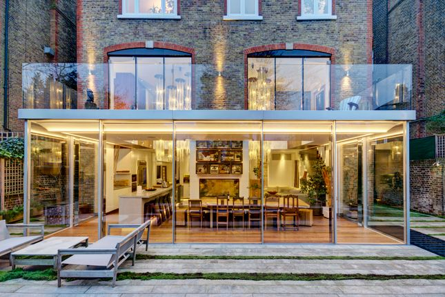 Thumbnail Detached house for sale in Holford Road, Hampstead Village