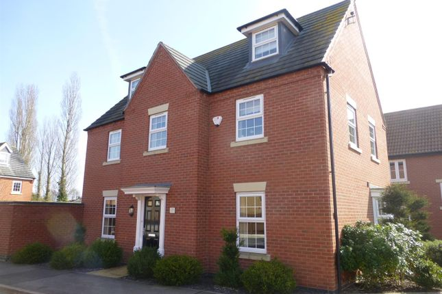 Thumbnail Detached house for sale in Murrayfield Avenue, Greylees, Sleaford