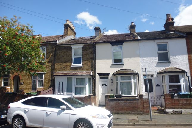 Thumbnail Terraced house to rent in Southerton Road, Watford