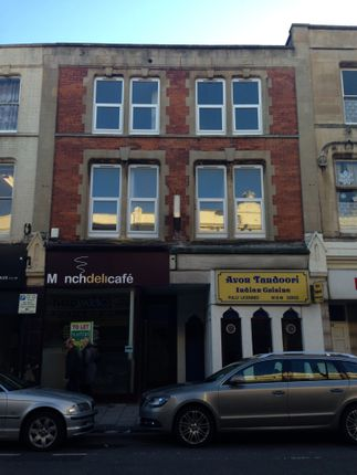 Thumbnail Flat to rent in Waterloo Street, Weston Super Mare