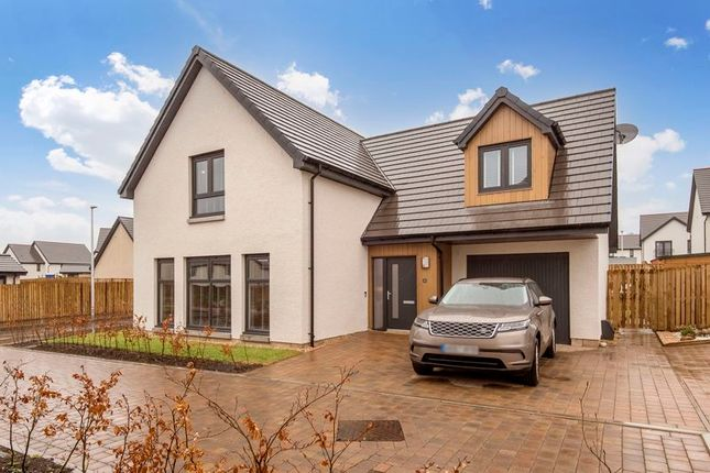 Thumbnail Detached house for sale in Grayburn Gardens, Dundee