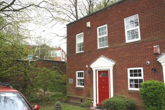 Thumbnail Town house to rent in Park Avenue, Wolverhampton