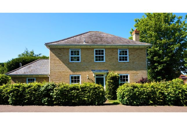 Thumbnail Detached house for sale in New Road, Manningtree