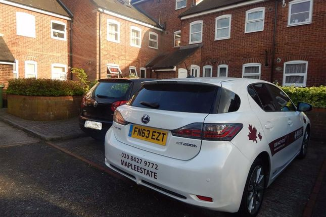 Thumbnail 1 bed flat to rent in Byron Road, Harrow, Middlesex