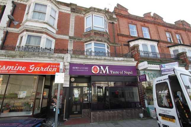 Thumbnail Studio for sale in Rowlands Road, Worthing
