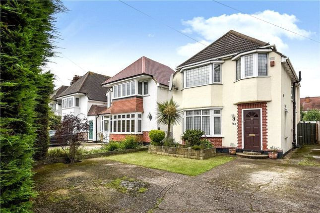 Thumbnail Detached house to rent in The Fairway, Ruislip, Middlesex
