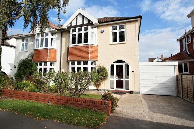 Thumbnail Semi-detached house to rent in Stoke Grove, Westbury On Trym, Bristol