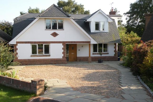 Thumbnail Detached house to rent in Meadway, Harpenden, Hertfordshire