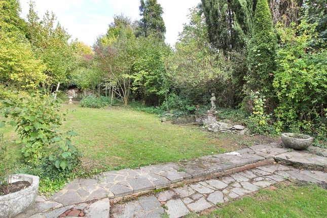 Garden of High Street, Farningham, Dartford, Kent DA4