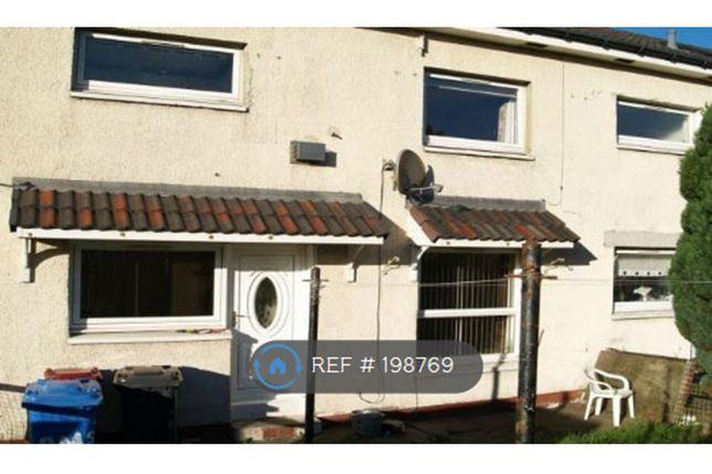 Thumbnail Terraced house to rent in Kirkton Avenue, Blantyre, Glasgow