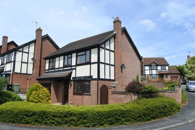 Thumbnail Detached house to rent in Lincoln Close, Grantham