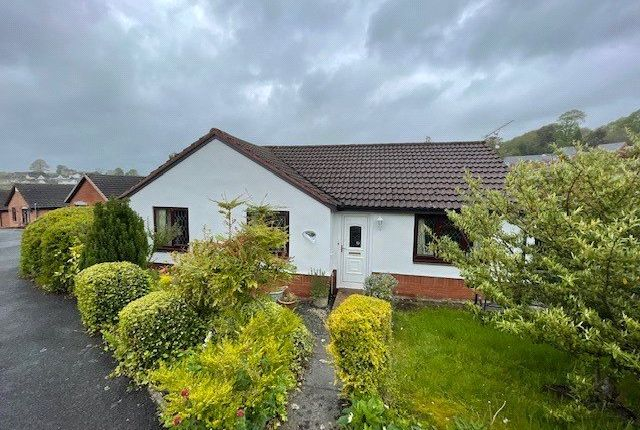 Thumbnail Bungalow for sale in Brookfield Road, Welshpool, Powys