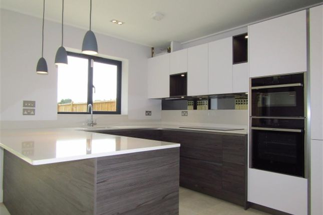 Thumbnail Detached house for sale in The Cedars, Rectory Close, Farnham Royal, Slough