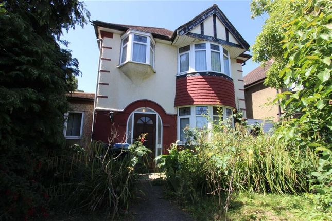 Thumbnail Detached house for sale in Church Street, Edmonton, London
