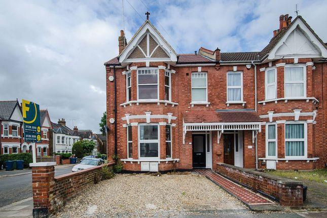 Thumbnail Flat to rent in Salisbury Road, Harrow